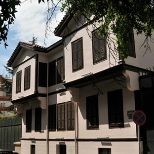 Selanik`teki Atatürk Evi