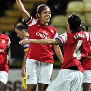 Sezon Açıldı: Notts County 1-1 Arsenal