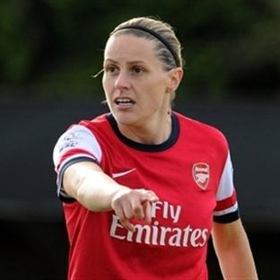 Sıra Kadınlarda: Arsenal 2-0 Gillingham