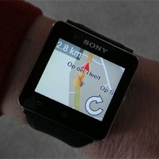 SmartWatch2 için NAVIGON Smartwatch Canlı Bağlantı