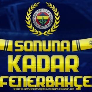 Sonuna Kadar Fenerbahçe!