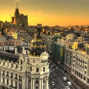 İspanyol Güzeli: MADRİD