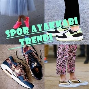 Spor Ayakkabı Trendi