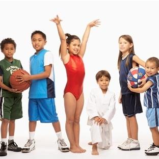 Sporun çocukların gelişimine faydaları