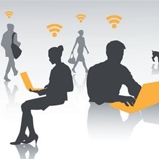 İstanbul'da Ücretsiz İnternet Hizmeti Verilen Yerl