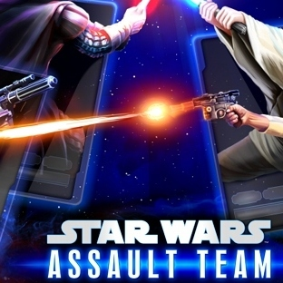 Star Wars: Assault Team android oyunu