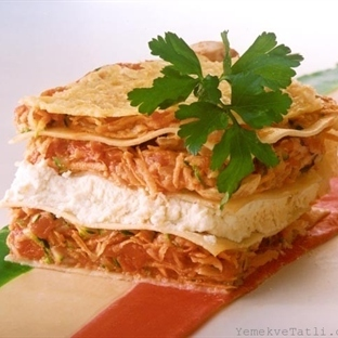 İtalya'dan Leziz Lasagne