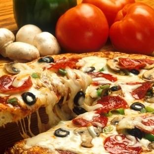 İtalyan Usulü Çıtır Pizza