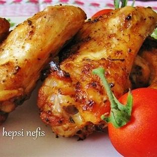 Tavuk Kanat ve Tavuk kanat Sosu Tarifi