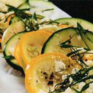 Taze Naneli Kabak Salatası