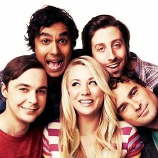 The Big Bang Theory 3 Sezon Daha Aramızda