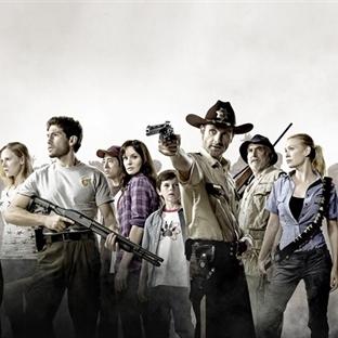 The Walking Dead(Yürüyen Ölüler)