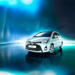 Toyota Yaris Makyajlandı!