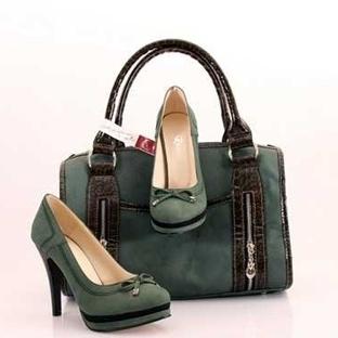 Trend Ayakkabı Ve Çanta Kombinleri