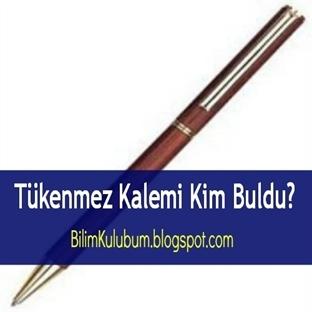 Tükenmez Kalemi Kim Buldu?