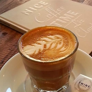 Twins Coffee İstanbul'da