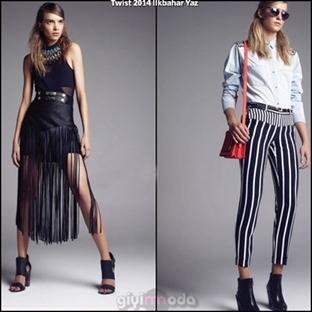 Twist Giyimden 2014 İlkbahar Yaz Şenliği