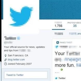 Twitter'da piksellendirme dönemi yakın!