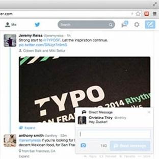 """Twitter, Facebook tarzı """"Bildirim Merkezi"""" Yapıyor"""