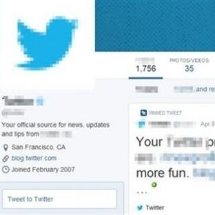 Twitter yasağına çözüm: Mozaikleme!
