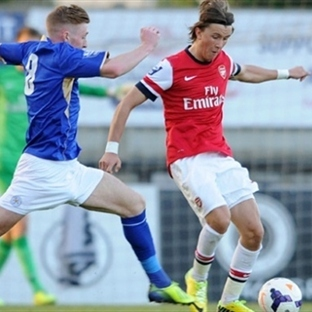U21 Şokta: Arsenal 0-4 Leicester City