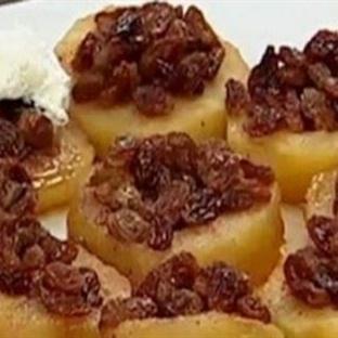Üzümlü Elma Tatlısı Tarifi