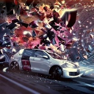 VW Golf Gti Animasyonlu Reklam Filmi