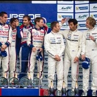 WEC: Silverstone'da Duble Toyota, Webber Podyumda