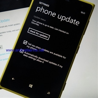 Windows Phone 8.1 GDR Güncellemesi Yolda