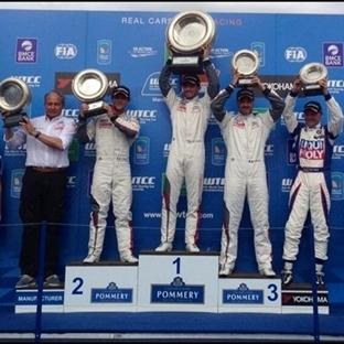 WTCC: 2014 Fas'ta Kazananlar Lopez & Loeb !!