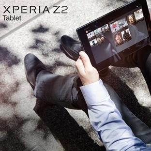 Xperia Z2 Tablet Kanada'da 7 Mayıs'ta Satışta!