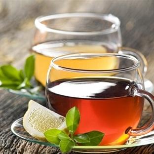 Yağlarınızı Eriten Ev Yapımı Çay Tarifi