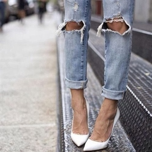 Yazın Kot Pantolon Trendini Yakala