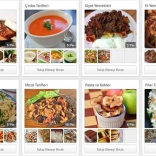 Yemek Blogları İçin Pinterest Nasıl Kullanılır?