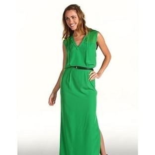 Yeşil elbise modelleri