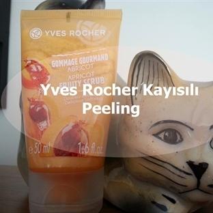 Yves Rocher Kayısılı Peeling