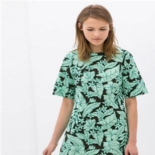 Zara Markasından Elbise Modelleri