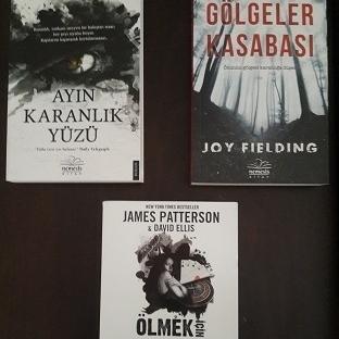İzmir Kitap Fuarı Alışverişim: 1