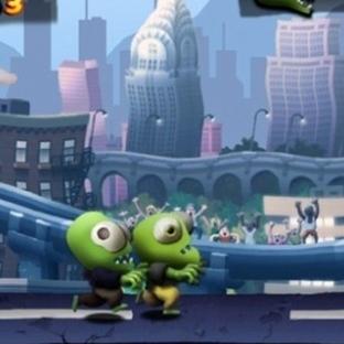 Zombie Tsunami android oyunu