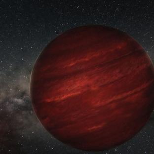 155 Işık Yılı Uzakta Gaz Devi Gezegen Keşfedildi