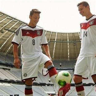 2014 Dünya Kupası Ülke Formaları