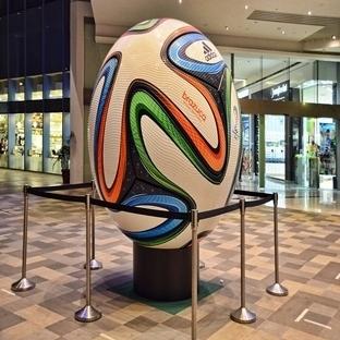 2014 Dünya Kupası Resmi Maç Topu