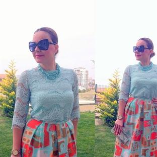2014 İlkbahar Yaz Moda Renkleri