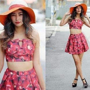 2014 İlkbahar Yaz Sokak Modası Trendleri