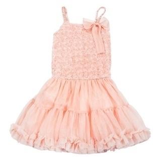 2014 Panço Kız Çocuk Elbise Modelleri