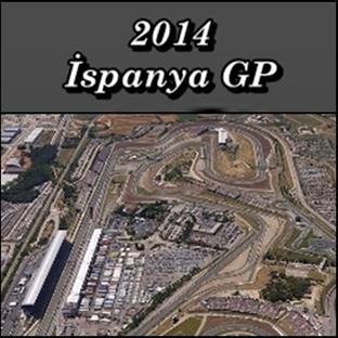 2014 İspanya GP - Yarış Sonucu