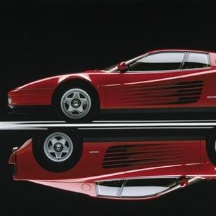 80'lerin Unutulmayanı: Ferrari Testarossa