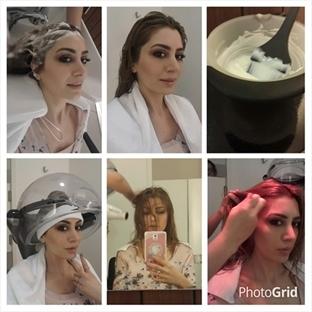 Akademi Saç Terapi Merkezinde Saç Bakımı Detayları