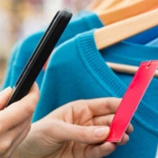 Alışverişlerde Akıllı Telefon, Satış Elemanından D