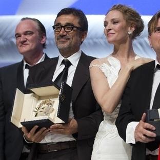 Altın Palmiye Ödülü 32 yıl sonra tekrar Türkiye'de